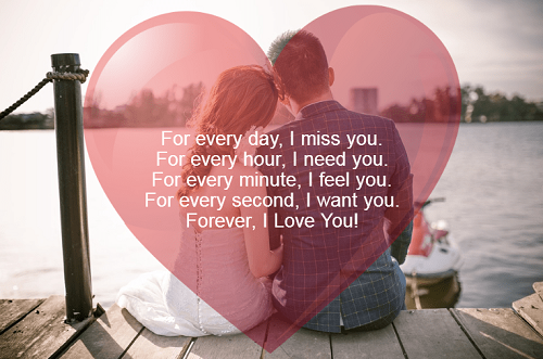 55 Love Quotes English with photos images wallpaper pictures