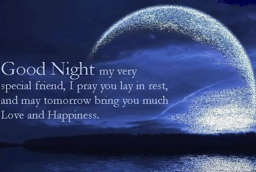 49 Good Night Quotes With Images For Whatsapp Photos Pics Part