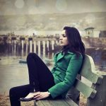 50 Sad images girl for Whatsapp DP photo wallpaper pic