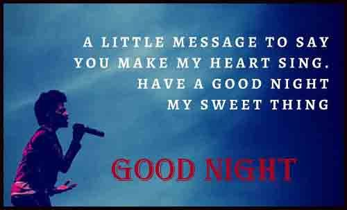 39 Beautiful good night images with love quotes in English   Part Timely.com
