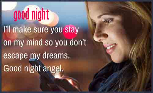 39 Beautiful good night images with love quotes in English