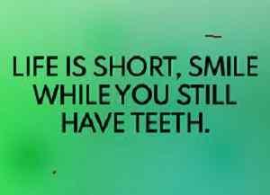life quote short English
