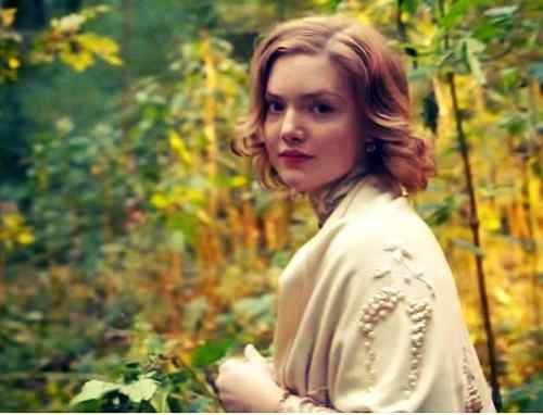 actress pic of holliday grainger
