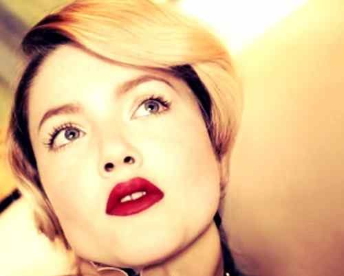 cute image of holliday grainger