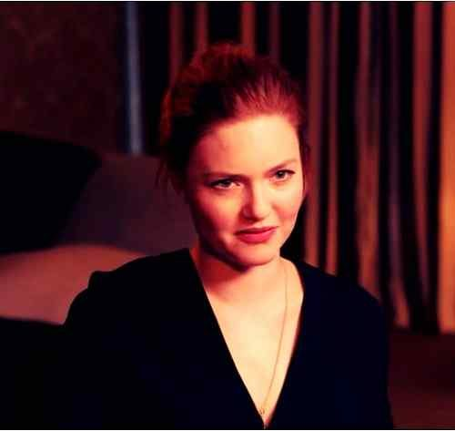 hollywood actress of holliday grainger