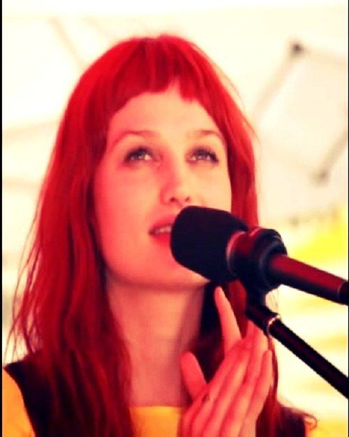 top photo of Alison Sudol