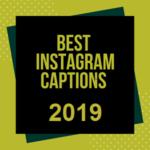 instagram captions-2019
