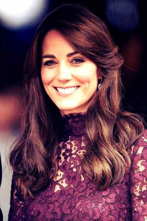 cute image of kate middleton for FB