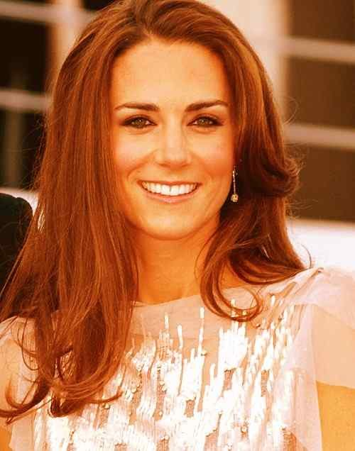 cute image of kate middleton for Facebook