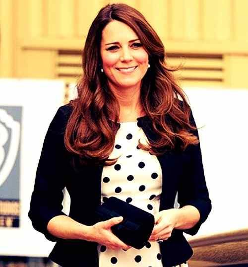 nice photo of kate middleton for Facebook