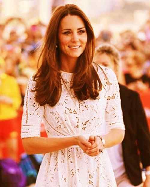 nice pic of kate middleton for profile