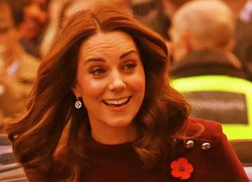 stylish pic of kate middleton for Facebook
