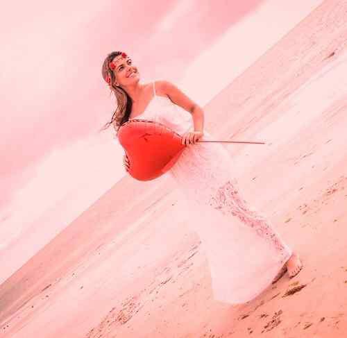 beautiful girl love image download