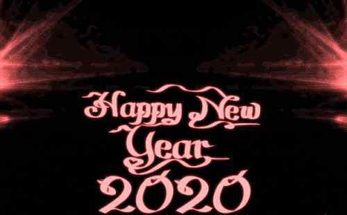 latest wallpaper of happy new year