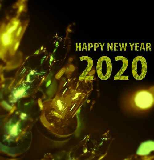 wallpaer of happy new year free download
